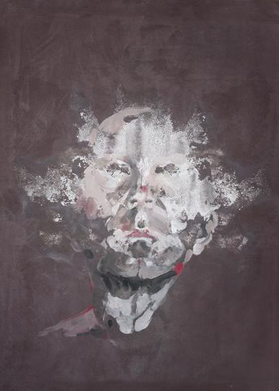 Rorshach. 50,5x70,5cm. 850€
